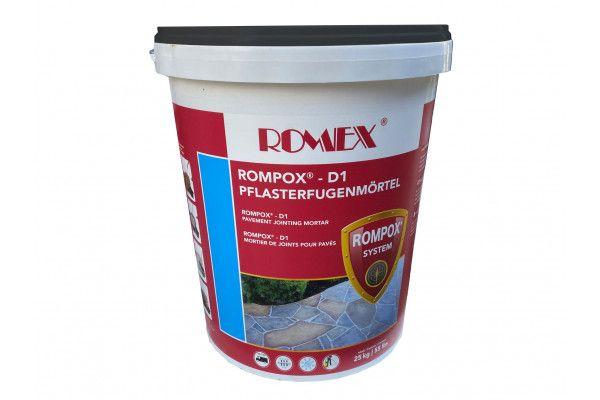 Romex - Rompox D1 - Basalt - Pavement Fixing Mortar Slurry 25Kg