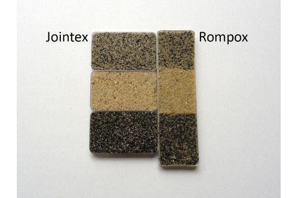 Jointex - Easy Joint - Pointing Mortar - Basalt 15Kg