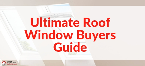 Roof window guide